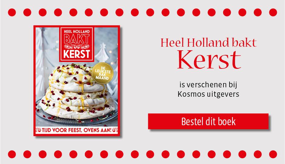 Geitenkaastaart uit Heel Holland Bakt Kerst